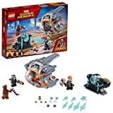 LEGO  Marvel Super Heroes Thors Waffenmission 76102 Superheldenspielzeug