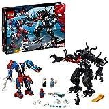 LEGO 76115  Marvel Super Heroes Spider Mech vs. Venom
