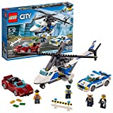LEGO City 60138 Polizei, Rasante Verfolgungsjagd, Konstruktionsspielzeug