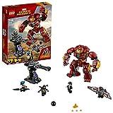 LEGO  Marvel Super Heroes Zerstörung des Hulkbuster 76104 Superheldenspielzeug