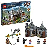 LEGO 75947 Harry Potter  Hagrid's Hut: Buckbeak's Rescue Playset with Hippogriff Figure, Harry Potter Gift Ideas