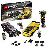 LEGO Speed Champions 75893 - 2018 Dodge Challenger SRT Demon und 1970 Dodge Charger R/T, Rallyeauto