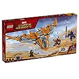 LEGO  Marvel Super Heroes Thanos: Das ultimative Gefecht 76107 Superheldenspielzeug