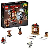 LEGO 70606 Ninjago Spinjitzu-Training, 109 Teile, Bunt, 16x4,5x14