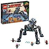 LEGO 70611 The Ninjago Movie 70611-Nya's Wasser-Walker, Bunt