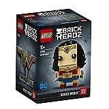 LEGO Brickheadz 41599 - Wonder Woman Konstruktionsspielzeug, Bunt