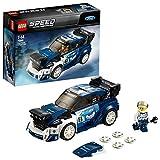 LEGO Speed Champions Ford Fiesta M-Sport WRC 75885 Konstruktionsspielzeug