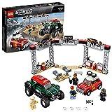 LEGO Speed Champions 75894 - 1967 Mini Cooper S und  2018 Buggy Mini John Cooper Works, Rallyeauto
