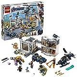LEGO 76131 - Marvel Super Heroes Avengers-Hauptquartier