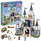 LEGO Disney Princess 41154 - Cinderellas Traumschloss, Beliebtes Kinderspielzeug
