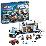 LEGO City 60139 - Mobile Einsatzzentrale, Bausteinspielzeug