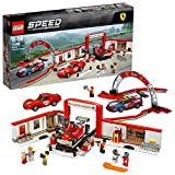 LEGO Speed Champions Ferrari Ultimative Garage 75889 Konstruktionsspielzeug
