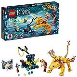 LEGO Elves Azari und die Falle für den Feuerlöwen 41192 Bauspielzeug