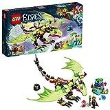 LEGO Elves 41183 - Der böse Drache des Kobold-Königs, Kreatives Spielzeug