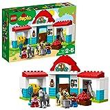 LEGO Duplo 10868 - Pferdestall, Spielzeug für das Kindergartenalter