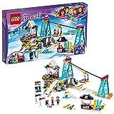 LEGO Friends 41324 - Skilift im Wintersportort