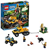 LEGO City 60159 - Mission mit dem Dschungel-Halbkettenfahrzeug