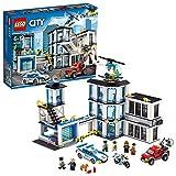 LEGO City 60141 - Polizeiwache, Cooles Spielzeug für Kinder