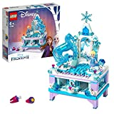 LEGO 41168 Disney Die Eiskönigin 2 Elsas Schmuckkästchen Kreation mit Prinzessin Elsa Minipuppe...