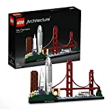 Lego 21043 Architecture San Francisco Skyline-Kollektion, Baumodell mit Golden Gate Bridge und...