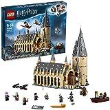 LEGO 75954 Harry Potter Die große Halle von Hogwarts, Geschenksidee für Zauberwelt-Fans, Bauset...