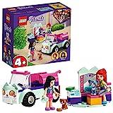 LEGO 41439 Friends Mobiler Katzensalon Spielset mit Katzen, Spielzeug für Kinder ab 4 Jahren