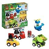 LEGO DUPLO 10886 Meine ersten Fahrzeuge mit 4 baubaren Fahrzeugen