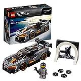 Lego 75892 Speed Champions McLaren Senna Rennwagen, Bauset mit Rennfahrer-Minifigur, Forza Horizon 4...