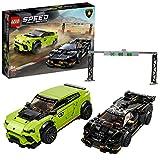 LEGO 76899 Speed Champions Lamborghini Urus ST-X & Lamborghini Huracán Super Trofeo EVO...