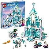 LEGO Disney Princess 43172 - Elsas magischer Eispalast, Kinderspielzeug