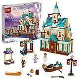 LEGO 41167 Disney Princess Frozen Die Eiskönigin 2 Schloss Arendelle, Bauset mit Anna, Elsa und...