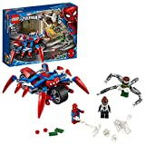 LEGO 76148 Marvel Super Heroes vs. Doc Ock, mit Spider-Girl Superhelden-Spielset mit 3 coolen...