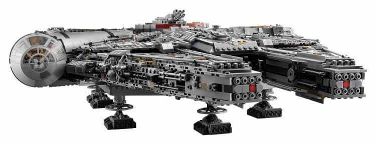 LEGO 75192 UCS Millennium Falcon Seite