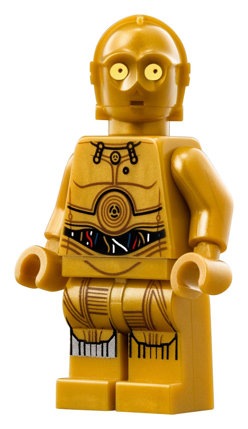 C-3PO 75192 UCS Millennium Falcon