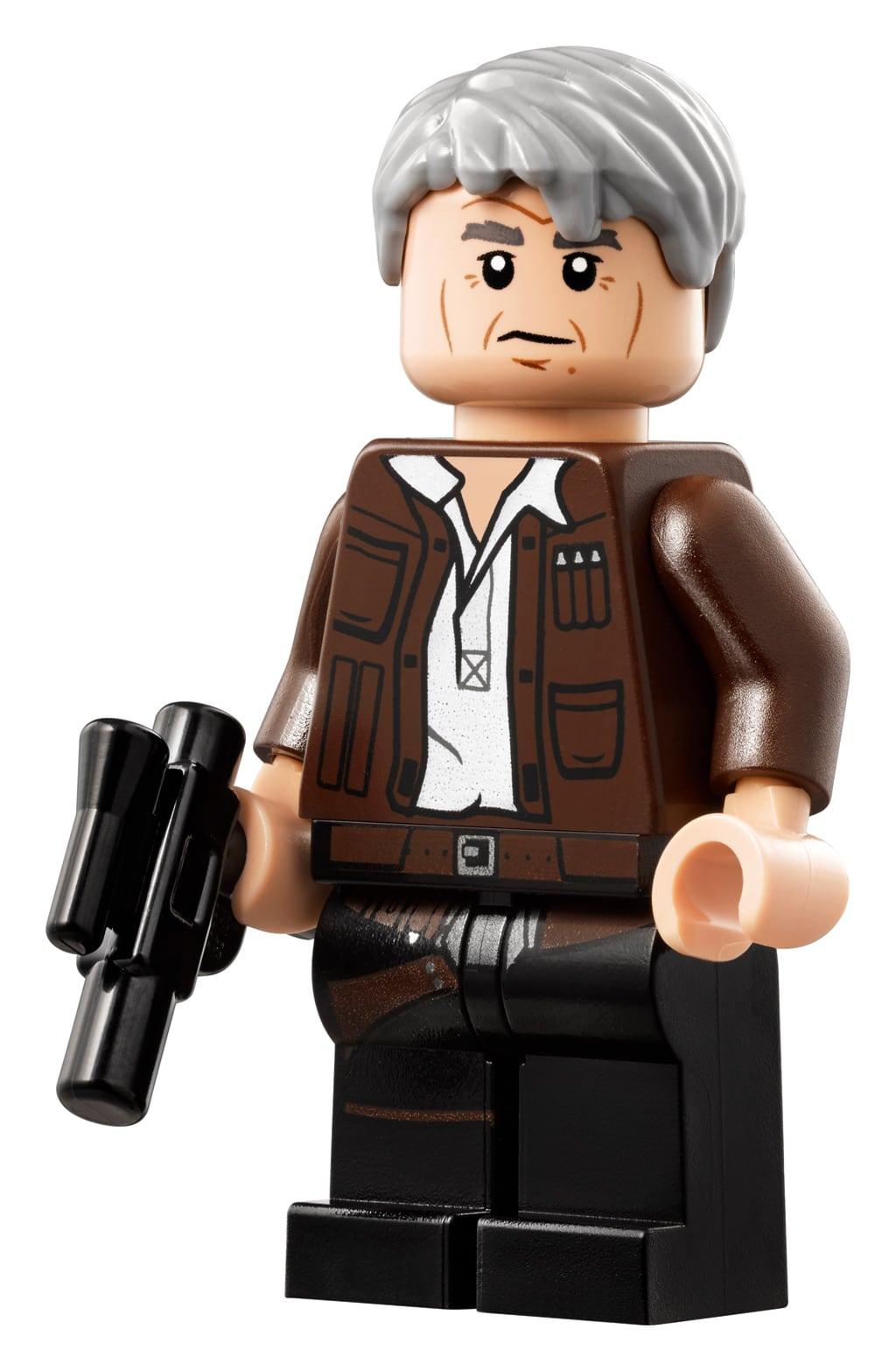 Alter Han Solo 75192 UCS Millennium Falcon