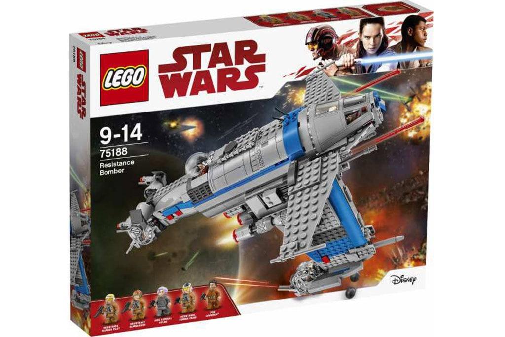 LEGO Star Wars 75188 Resistance Bomber Verpackung