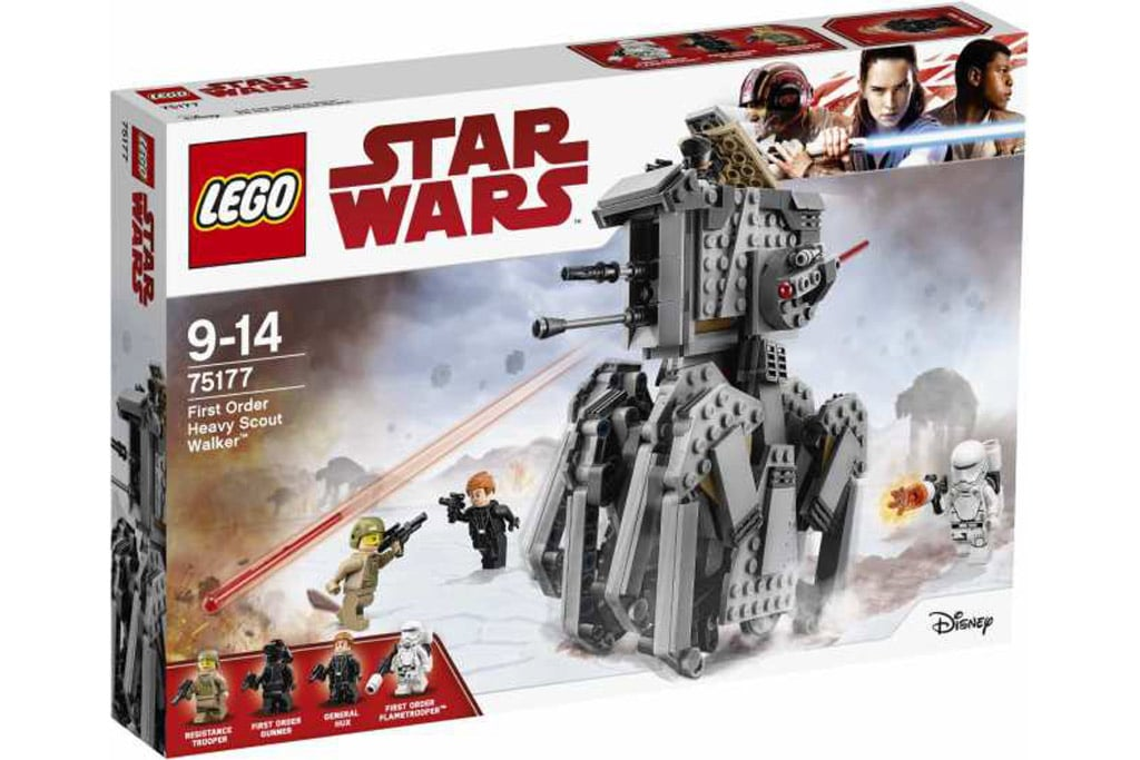 LEGO 75177 First Order Heavy Scout Walker Verpackung