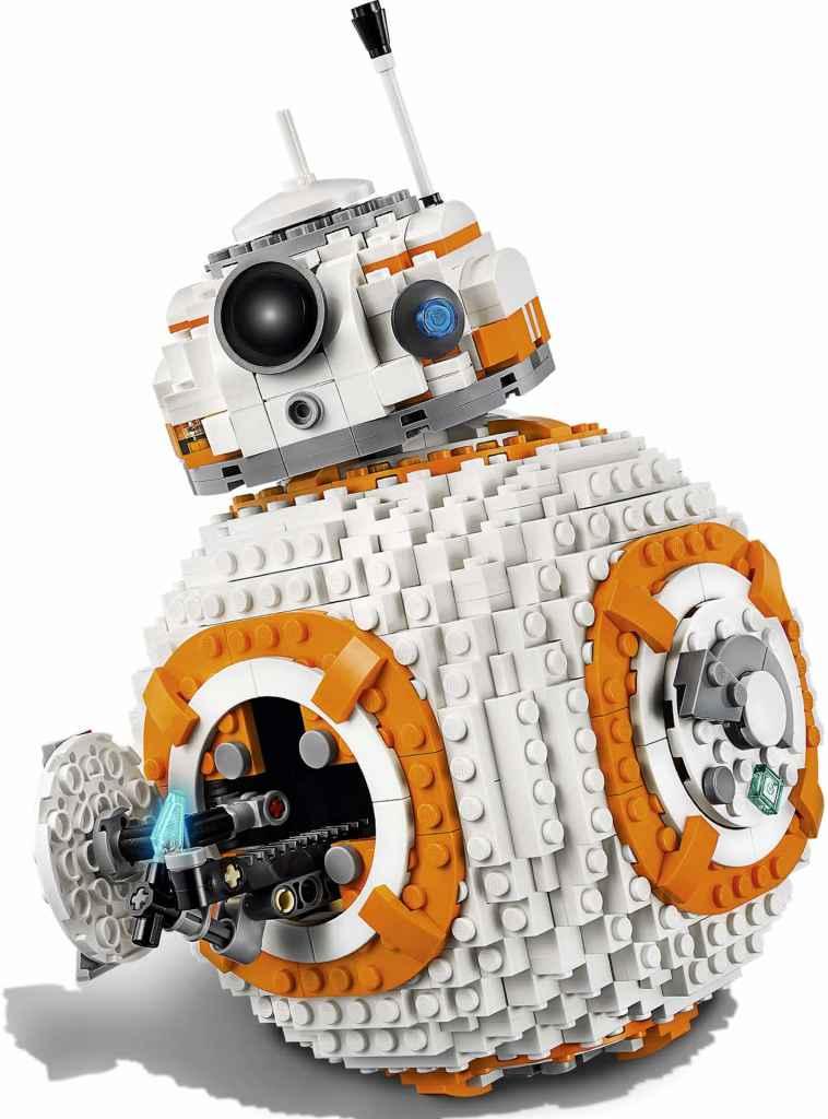 LEGO Star Wars 75187 BB-8 Feuerzeug