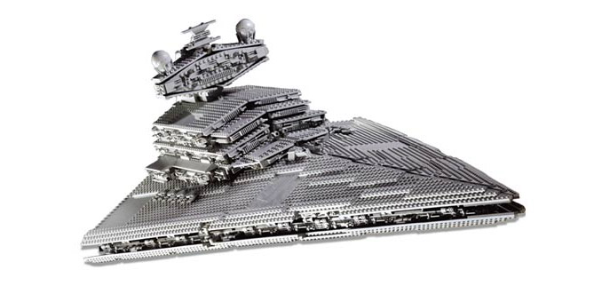 LEGO 10030 UCS Sternzerstörer