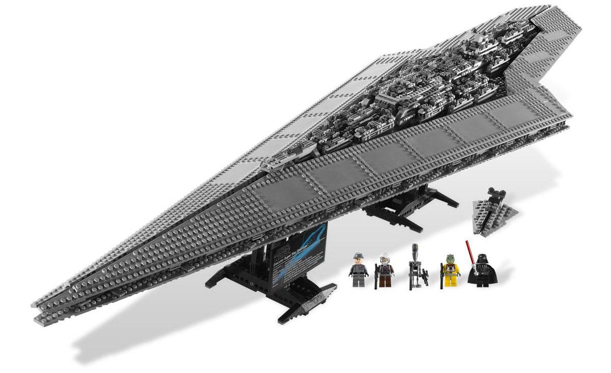 LEGO 10221 Super-Sternenzerstörer
