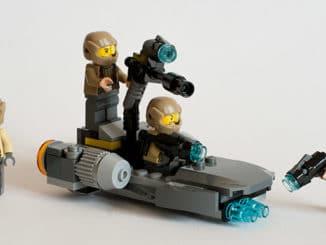 LEGGO 75131 Battle Pack Review
