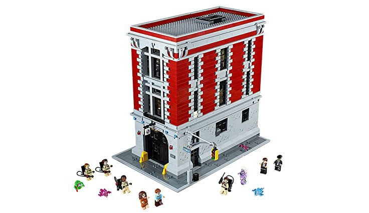 LEGO Ghostbusters Headquarter 75827