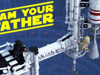 "LEGO Star Wars ""I Am Your Father"""