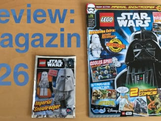 LEGO Star Wars Magazin #26 Review