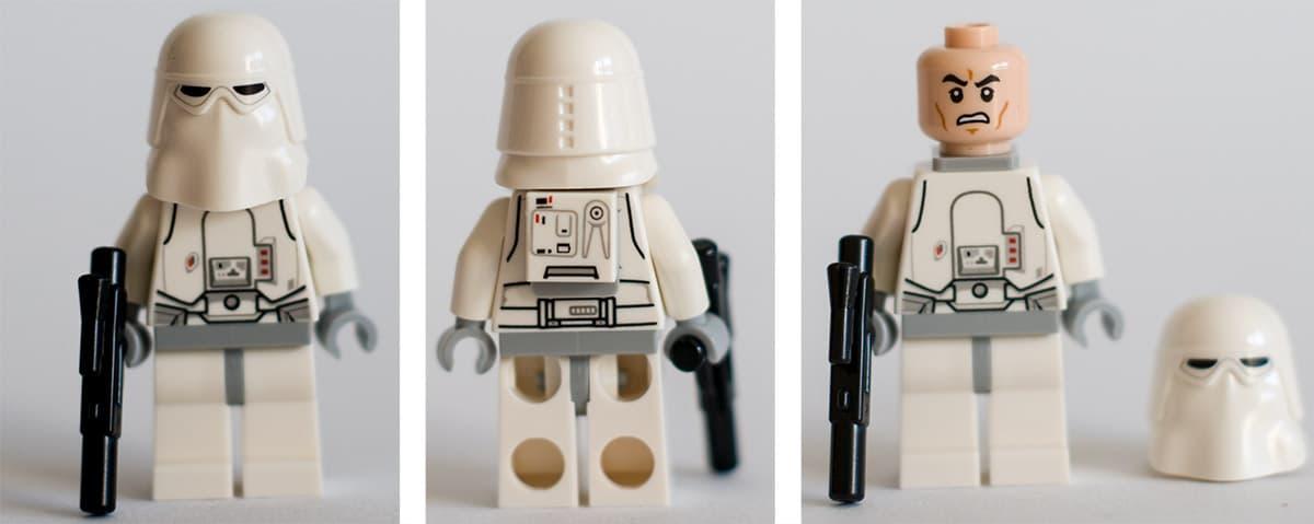 Imperialer Snowtrooper