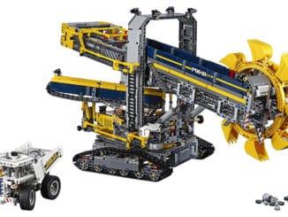 LEGO 42055 Technic Schaufelradbagger
