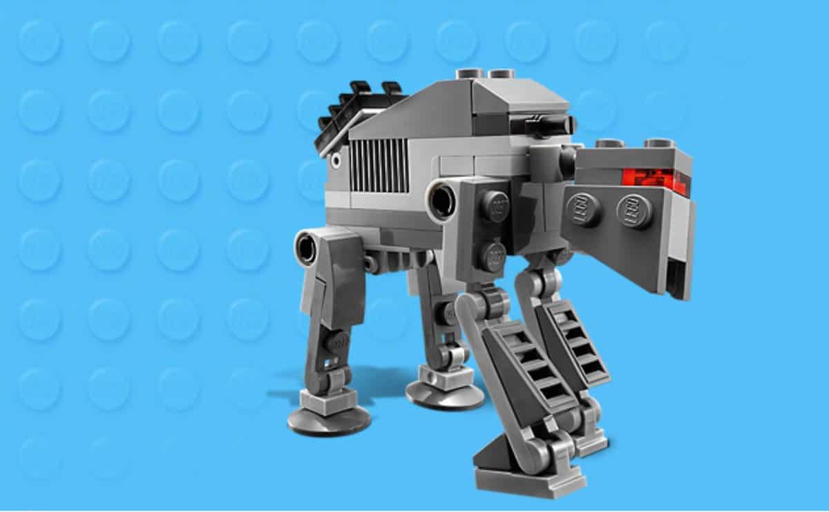 First Order Heavy Assault Walker Polybag