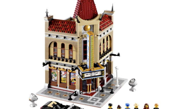 LEGO 10232 Palace Cinema EOL