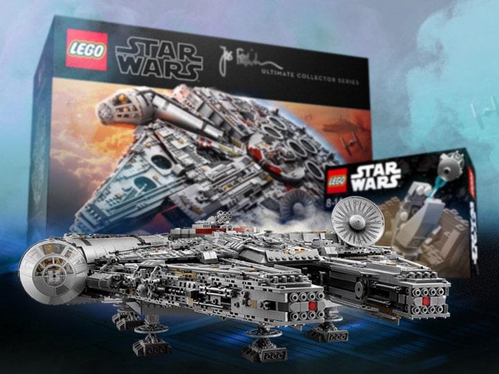 """LEGO 75192 Gewinnspiel mit """"Escape the Space Slug"""""""
