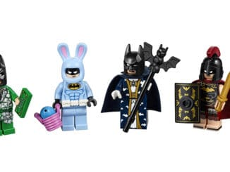 LEGO Batman Bricktober Minifiguren 5004939